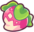 Speckled Turnip